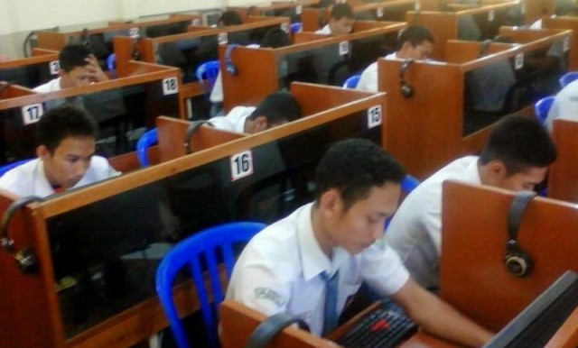 Jelang UNBK Tingkat SMP, Dinas Pendidikan Sinkronkan Server Dengan Pusat