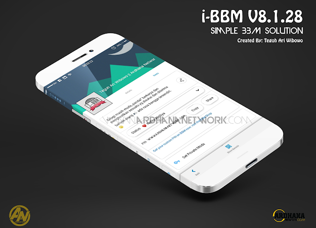 i-BBM V8.1.28 - Simple BBM Solution