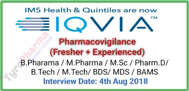 Iqvia-pharmacovigilance