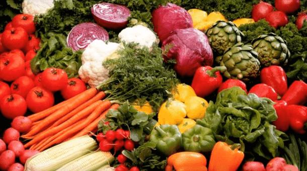 Sayuran dan Buah Makanan Tinggi Serat