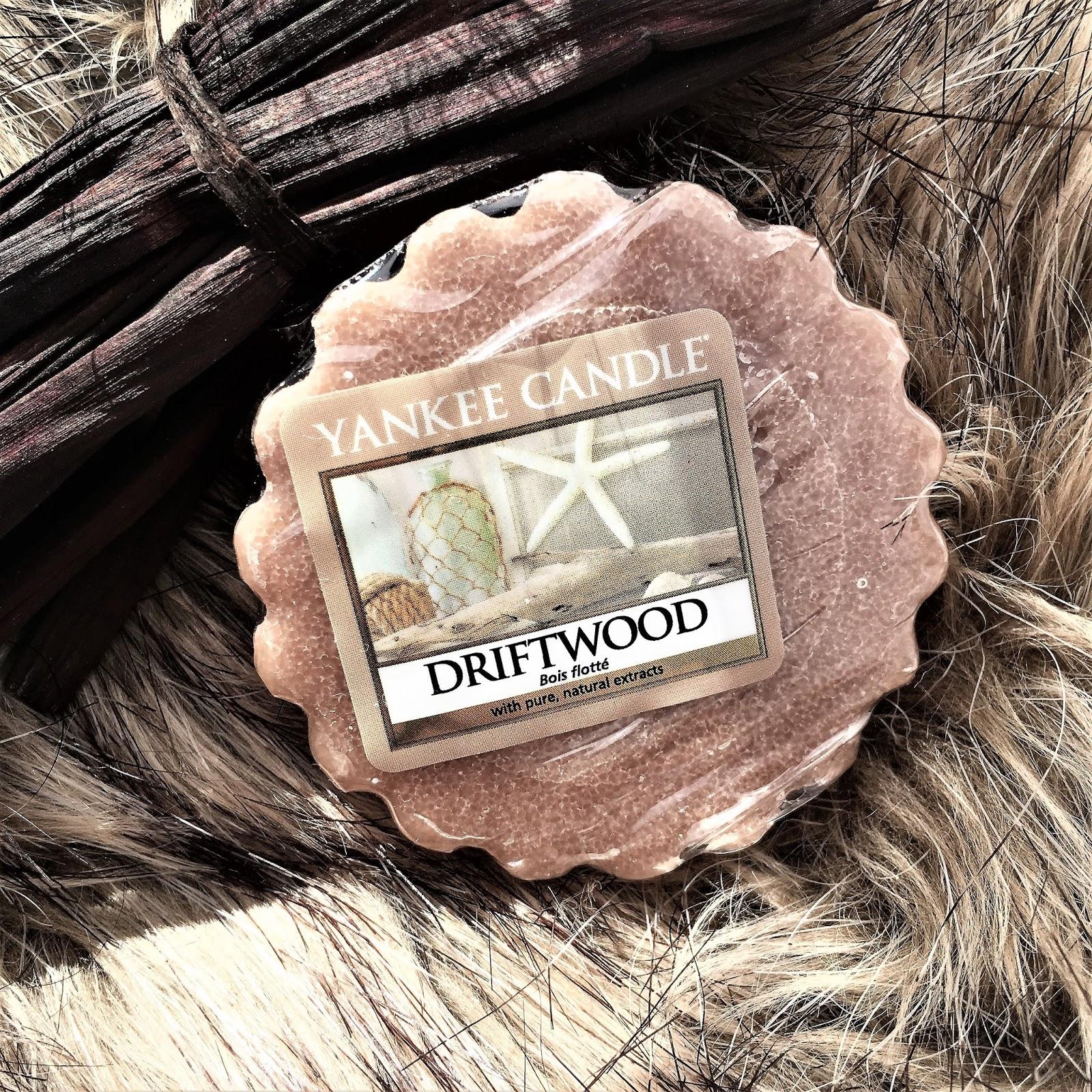 Driftwood - zapach z kolekcji letniej Yankee Candle