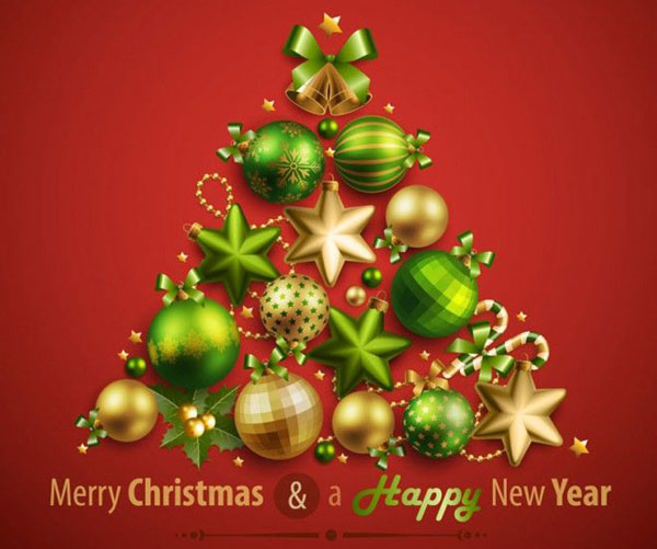 Marry Christmas & happy new year 2017