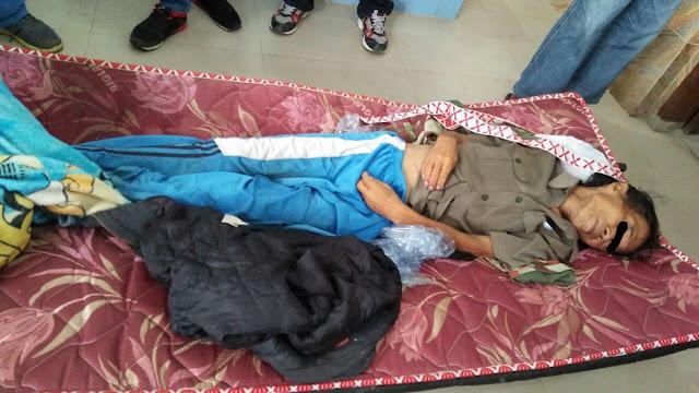 Warga Gempar, Seorang Lelaki Tak Bernyawa Ditemukan di Rantepao