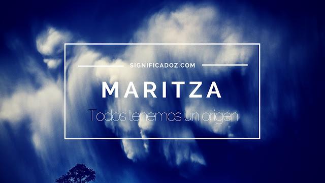 Significado y origen del Nombre Maritza ¿Que Significa?