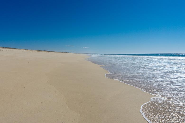 Praia de Brejos, Comporta