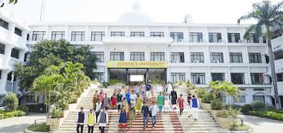 Manabadi Vignan University Degree Results 2018, Vignan university Degree Results 2018