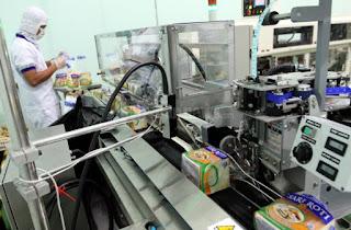 Info Loker Terbaru di PT SARI ROTI (Nippon Indosari Corpindo) Tbk MM2100 Cikarang