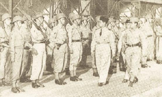 """Sejarah 19 Juli """"HUT"""" Hari Jadi Kodam XII / Tanjungpura Mulawarman"""
