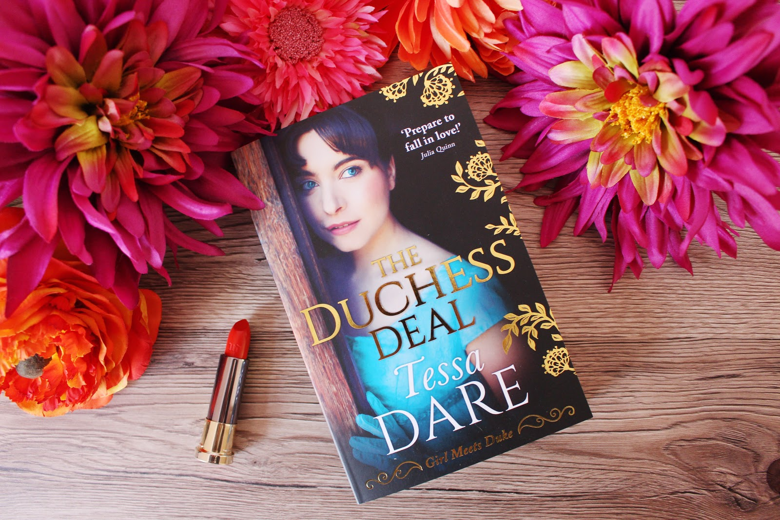 The Duchess Deal by Tessa Dare | Blog Tour, Review and Extract