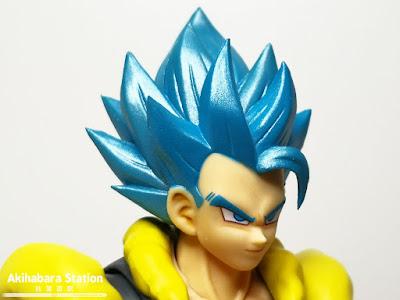 Review del S.H.Figuarts Broly Full Power y Gogeta Super Saiyan Blue de Dragon Ball Super: Broly - Tamashii Nation
