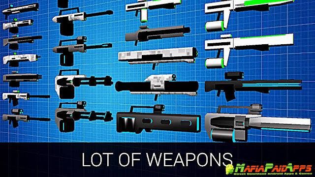 CyberSphere: Online Shooting Game Apk MafiaPaidApps