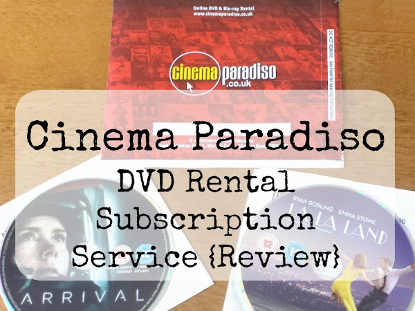 Cinema Paradiso - DVDs By Mail {Review}