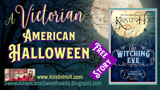 Kristin Holt | A Victorian American Halloween (The Witching Eve)