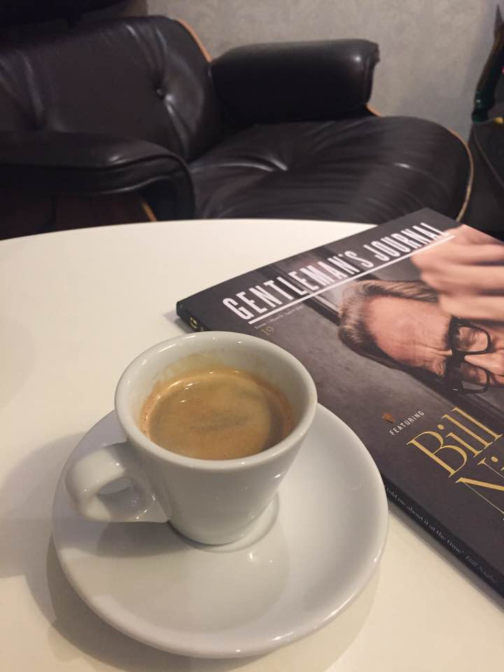 Is it worth booking an Escape VIP airport lounge for breakfast at Manchester airport if you have a morning flight?  - espresso coffee and magazines