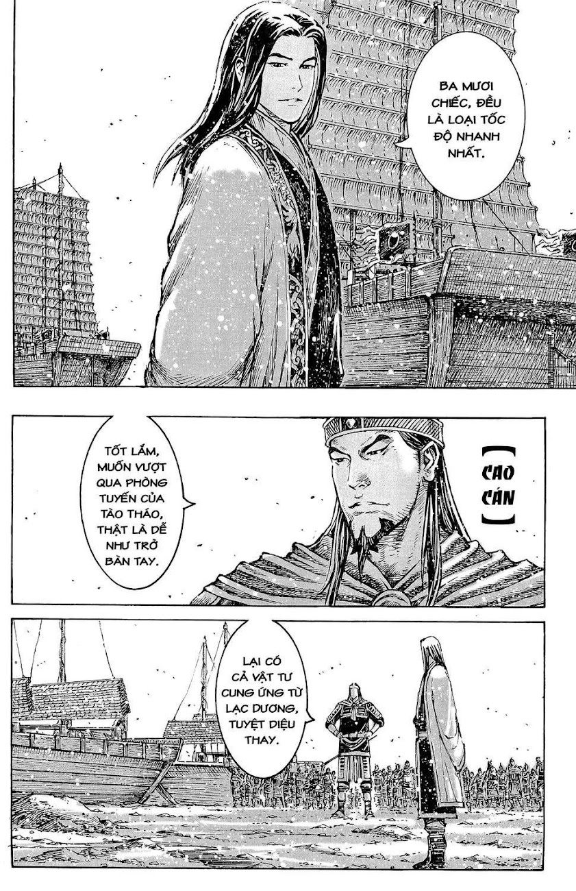 Hỏa phụng liêu nguyên Chương 362: Trung thần hận tặc [Remake] trang 9