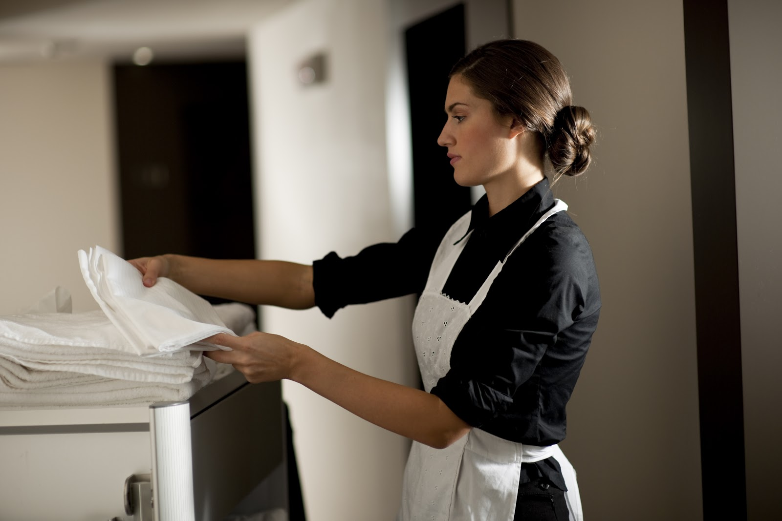 House maid the new job 3