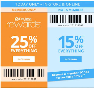 photo about Printable Coupons Payless named Payless Printable Coupon codes Could possibly 2018 - Printable Coupon 2018
