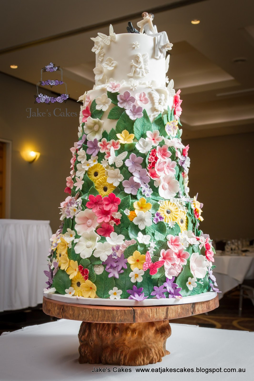 dream wedding cake jake s cakes june 2015 13745