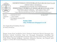 Pengumuman OSN SMA Tingkat Provinsi Tahun 2017 Sekaligus Pemanggilan Peserta OSN Tahun 2017 di Pekanbaru
