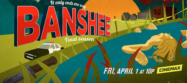 Banshee - Something Out of the Bible - Advance Preview + Teasers