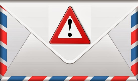 Gambar contoh surat peringatan resmi perusahaan
