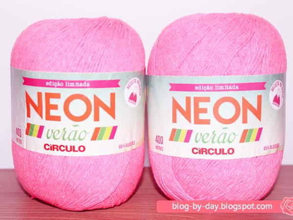Fio Neon Rosa :: Cor 6372