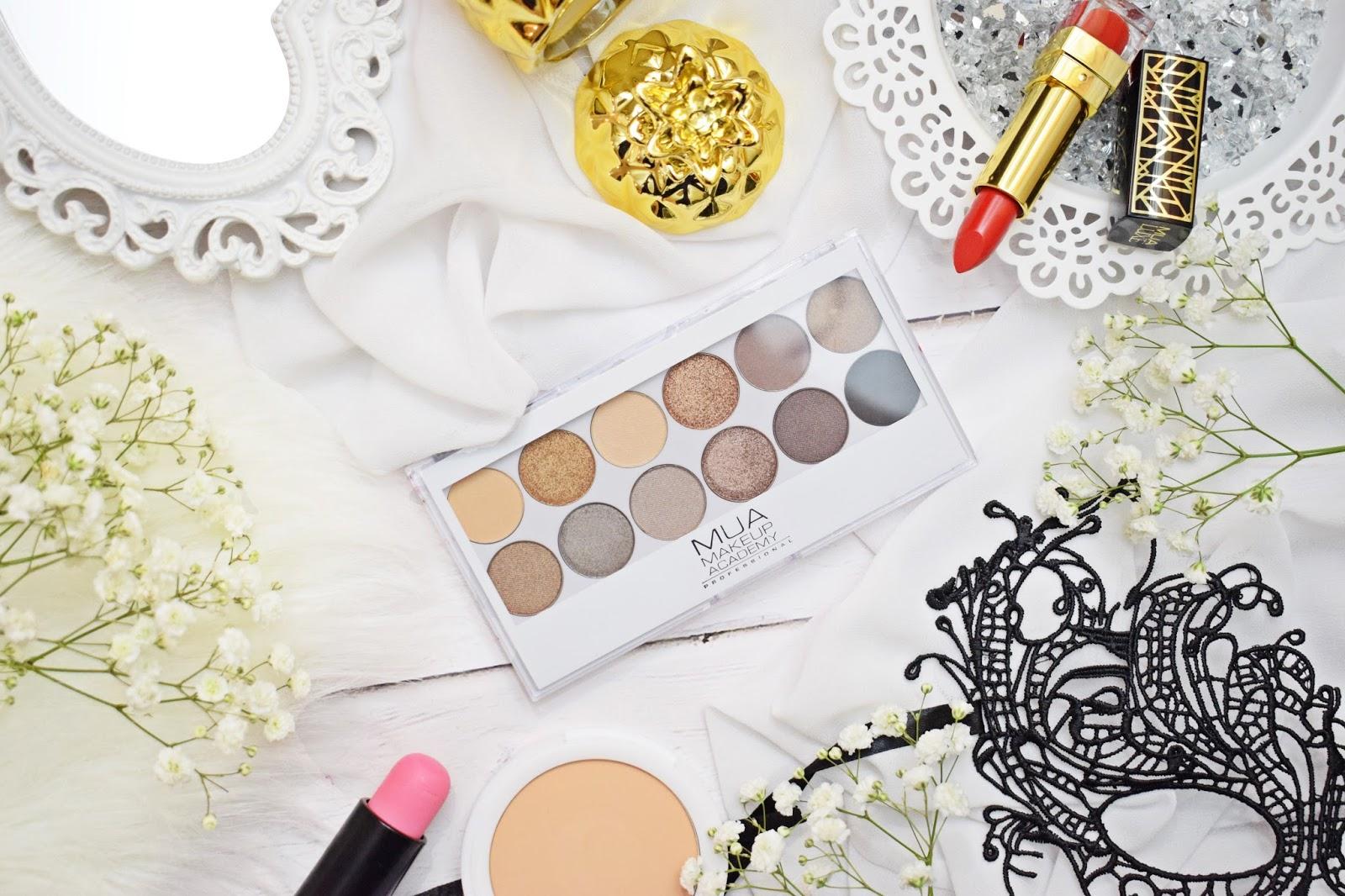 Kosmetyki Do Makijażu MakeUp Academy - MUA
