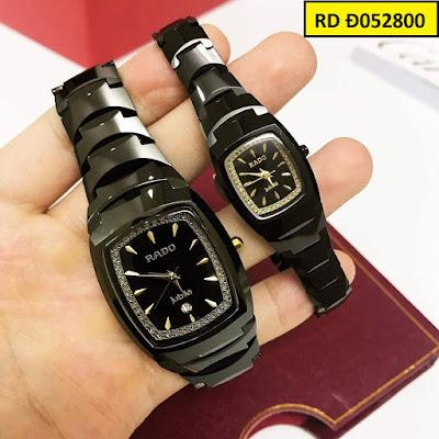 Đồng hồ cặp đôi Rado RD Đ052800