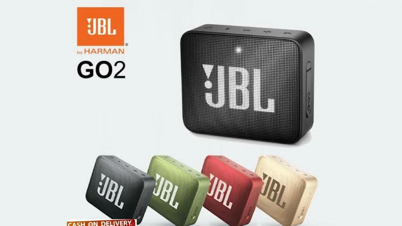 Perbedaan Speaker JBL GO Original dan Palsu