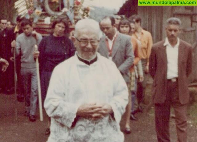 Tijarafe rinde homenaje póstumo aDon Sixto González, Sacristán y guardián del patrimonio tijarafero