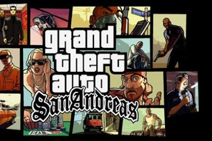 Download Game Android GTA San Andreas Apk Full Data