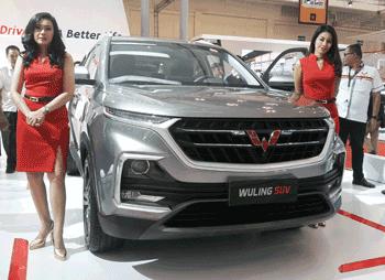 Wuling Almaz Varian Baru di Tahun 2019