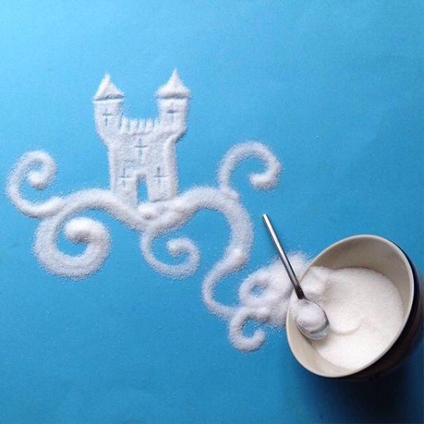 coolest water art
