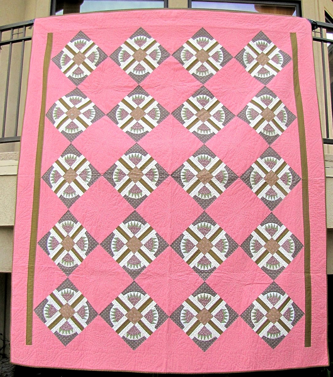 timeless reflections: Part of My Quilt Journey