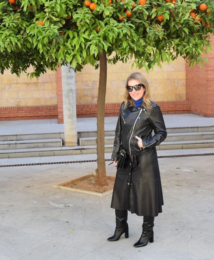look_falda_midi_negra