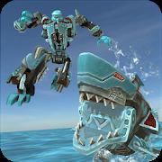 Robot Shark v2.3 Para,Duvardan Geçme Hileli Apk 2019