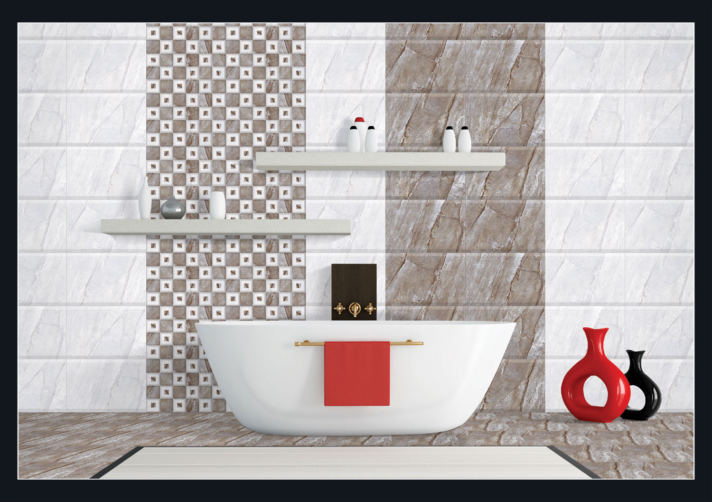 Digital Wall Tiles 12x18 300x450mm Sasta Tiles