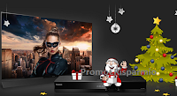 Logo Calendario dell'Avvento Panasonic: 12.000€ di premi vi aspettano