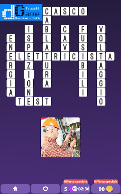 Soluzioni One Clue Crossword livello 18 schemi 10(Cruciverba illustrato)  | Parole e foto