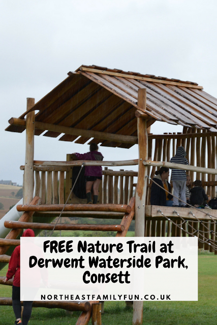 FREE Nature Trail at Derwent Waterside Park, Consett