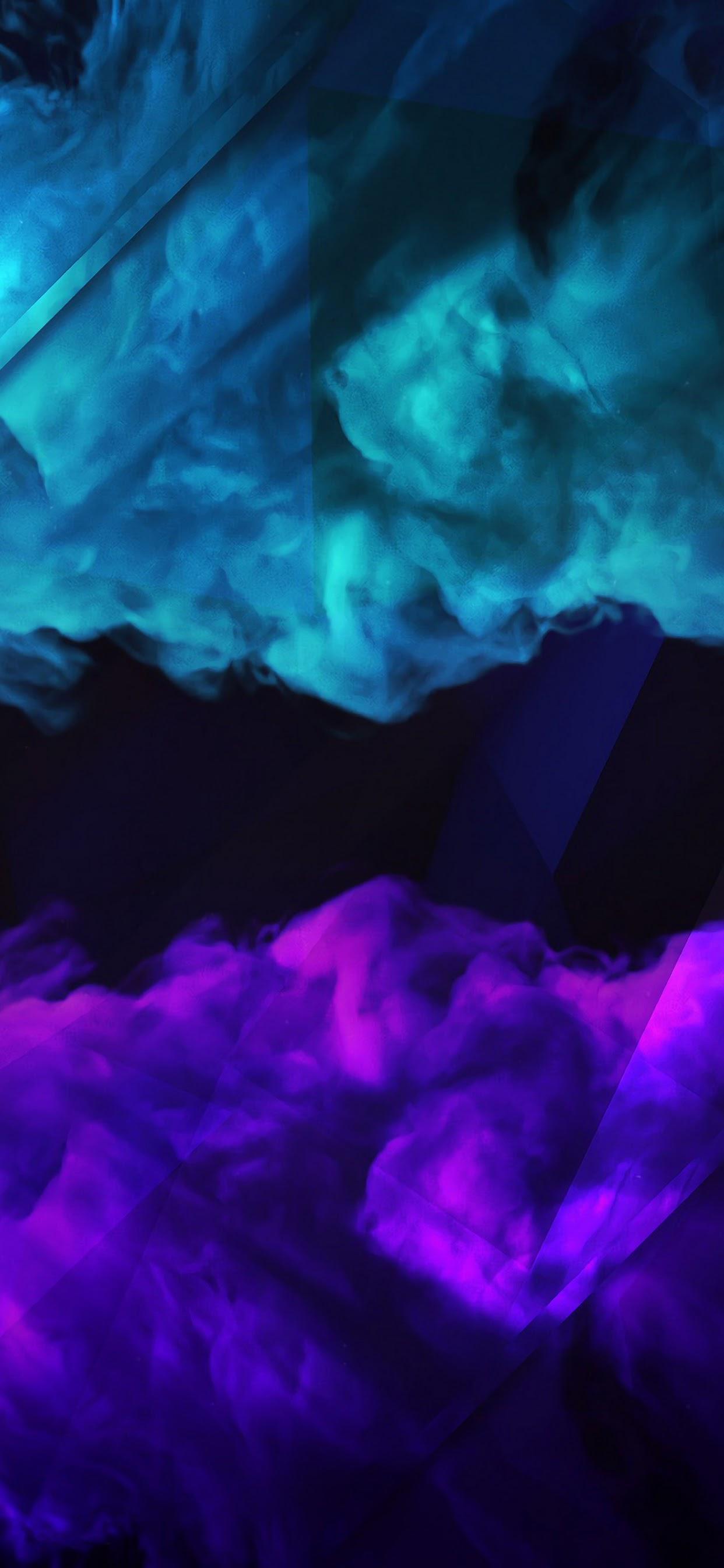 Dark Smoke Abstract 4k Wallpaper 37