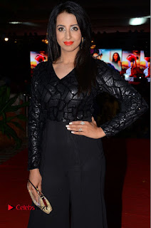 Sanjana Pictures in Black Dress at Happy Birthday Audio Launch ~ Bollywood and South Indian Cinema Actress Exclusive Picture Galleries