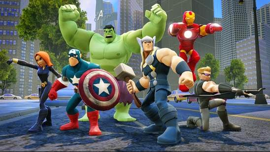 Disney Infinity 2.0 - Marvel Super Heroes Full Game PC ...