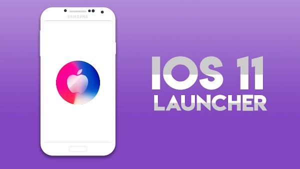 iOS Launcher: La mejor experiencia de IOS 11 en Android