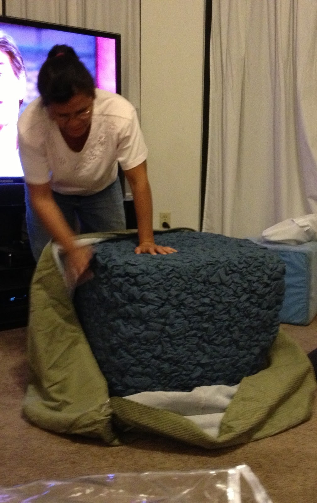 Frugal Shopping And More Cordaroys Bean Bag Amp Bed Review