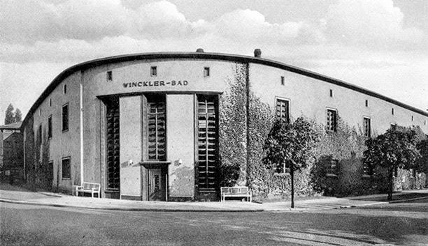 Bad Nenndorf - former CSDIC interrogation centre (from History Today)