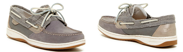 Sperry Bluefish Sparkle Boat Shoe $60 (reg $90)