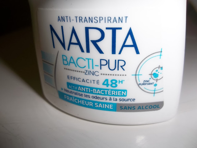 Anti-Transpirant - Bacti-Pur Zinc - Narta