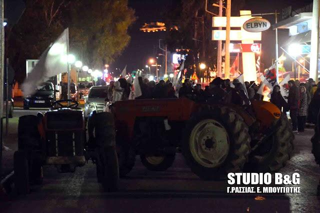 Έναρξη νέου κύκλου αγωνιστικών κινητοποιήσεων αποφασίζουν οι αγρότες στη Λάρισα