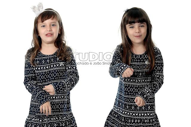 fotografias divertidas de gêmeos